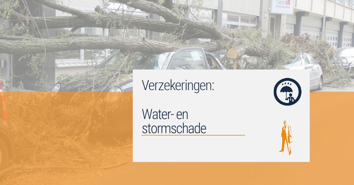 WATER- & STORMSCHADE